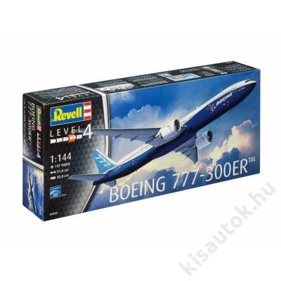 Revell 1:144 Boeing 777-300ER repülő makett
