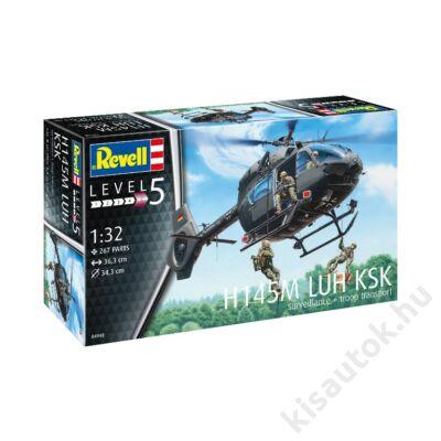 Revell 1:32 H154M LUH KSK surveillance + troop transport