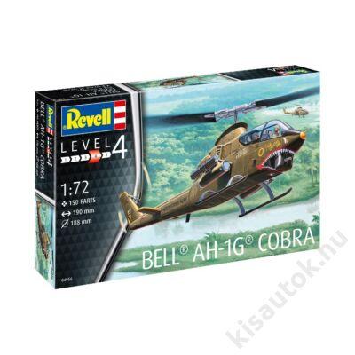 Revell 1:72 Bell AH-1G Cobra helikopter makett