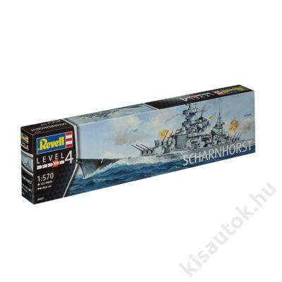 Revell 1:570 Scharnhorst