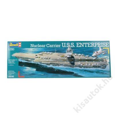 Revell 1:720 Nuclear Carrier U.S.S. Enterprise