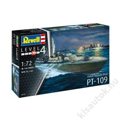 Revell 1:72 Patrol Torpedo Boat PT-109 hajó makett