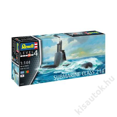 Revell 1:144 Submarine Class 214