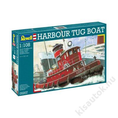 Revell 1:108 Harbour Tug Boat hajó makett