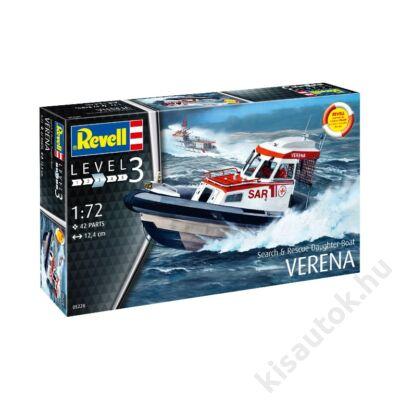 Revell 1:72 Search & Rescue Daughter-Boat Verena