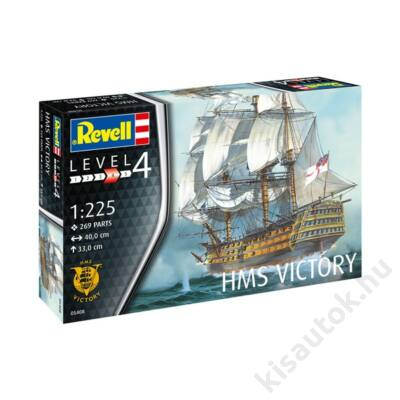 Revell 1:225 HMS Victory SET hajó makett