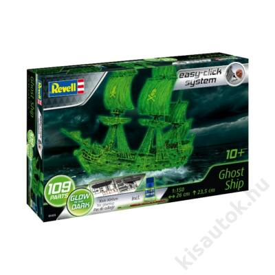 """Revell 1:150 Ghost Ship """"Glow in the Dark"""""""