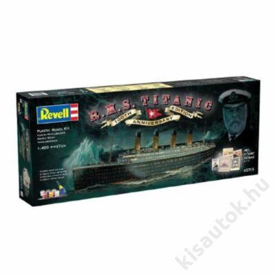 Revell 1:400 R.M.S. Titanic 100th Anniversary Edition Gift SET