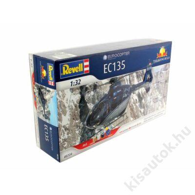 Revell 1:32 Eurocopter EC135 The Flying Bulls Gift SET