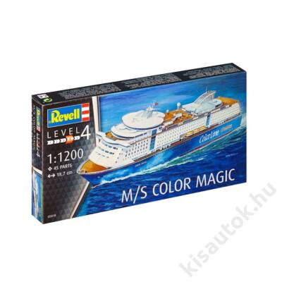 Revell 1:1200 M/S Color Magic