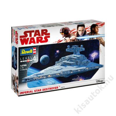 Revell 1:2700 Imperial Star Destroyer Star Wars makett