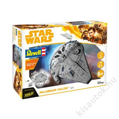 Revell 1:164 Star Wars Build and Play Millenium Falcon Solo