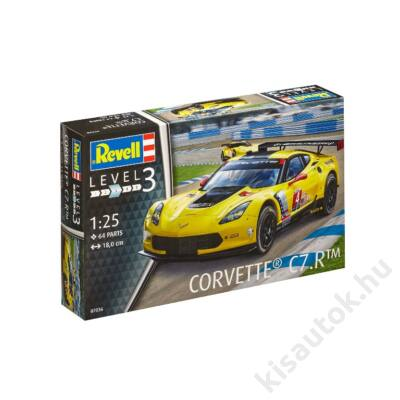 Revell 1:25 Corvette C7.R