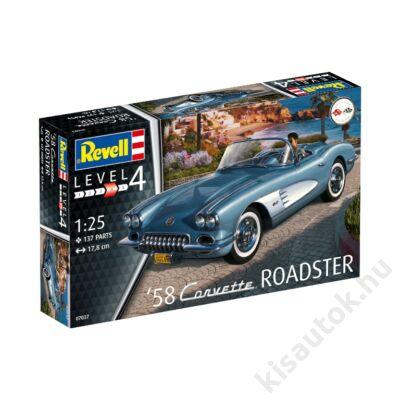 Revell 1:25 '58 Corvette Roadster