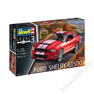 Revell 1:25 2010 Ford Shelby GT500