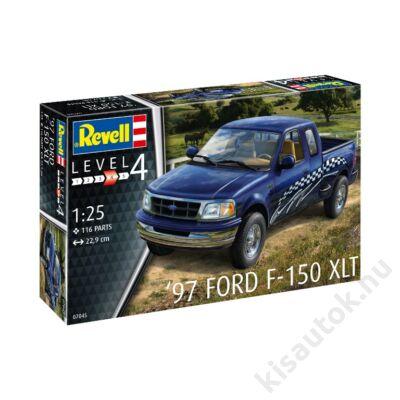 Revell 1:25 '97 Ford F-150 XLT autó makett