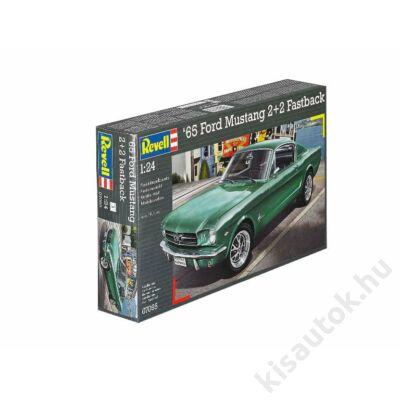 Revell 1:24 '65 Ford Mustang 2+2 Fastback