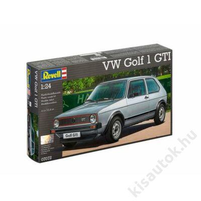 Revell 1:24 VW Golf 1 GTI autó makett