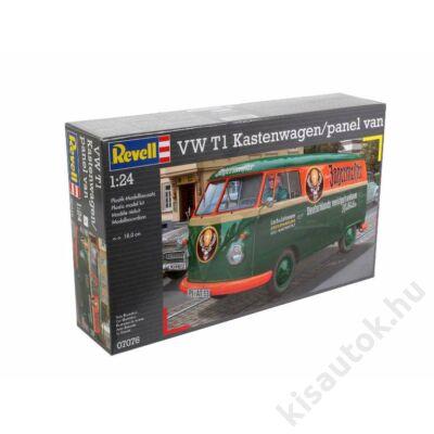 Revell 1:24 VW T1 Kastenwagen / panel van