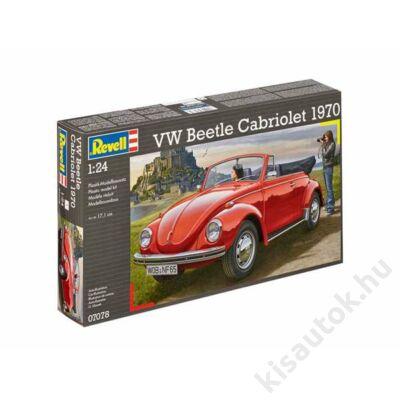 Revell 1:24 VW Beetle Cabriolet 1970