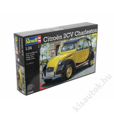 Revell 1:24 Citroen 2CV Charleston autó makett