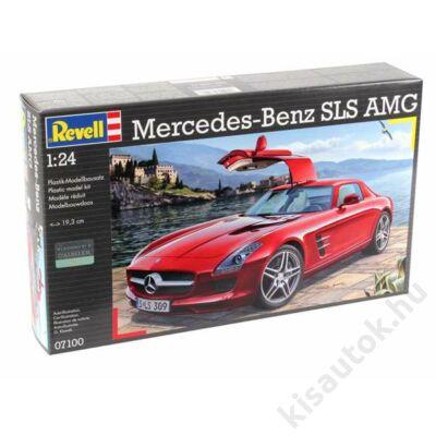 Revell 1:24 Mercedes-Benz SLS AMG