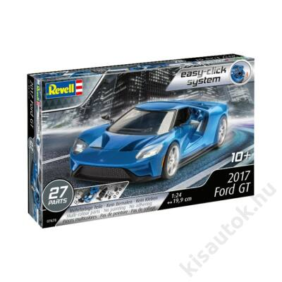 Revell 1:24 2017 Ford GT Easy-Click