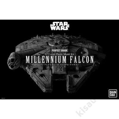 Revell Bandai 1:72 Millenium Falcon Perfect Grade Star Wars makett