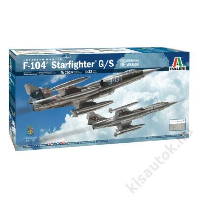 Italeri 1:48 Lockheed Martin F-104 Starfighter G/S