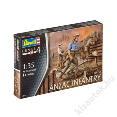 Revell 1:35 Anzac Infantry (1915)