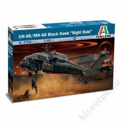 """Italeri 1:48 UH-60/MH-60 Black Hawk """"Night Raid"""""""