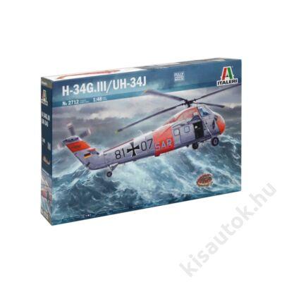 Italeri 1:48 H-34G.III/UH-34J