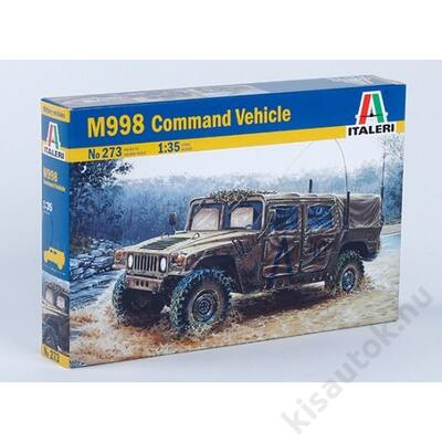 Italeri 1:35 M998 Humvee Command Vehicle