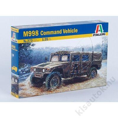 Italeri 1:35 M998 Humvee Command Vehicle