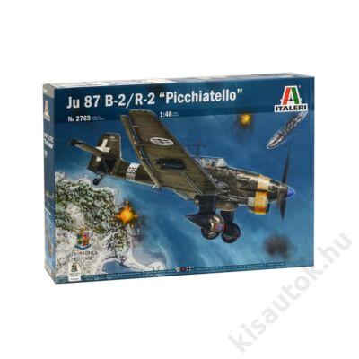"""Italeri 1:48 Ju 87 B-2/R-2 """"Picchiatello"""""""