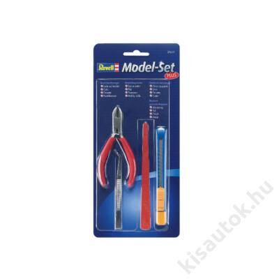 Revell Model Set Plus Makettező Kellékek