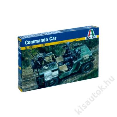 Italeri 1:35 Commando Car