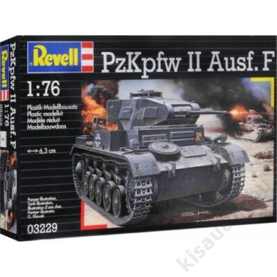 Revell 1:76 PzKpfw II Ausf.F