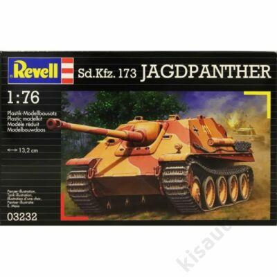 Revell 1:76 Sd.Kfz. 173 Jagdpanther tank makett