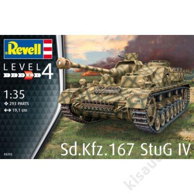 Revell 1:35 Sd.Kfz. 167 StuG IV