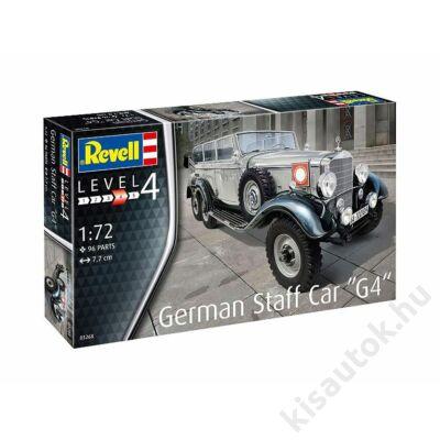 """Revell 1:72 German Staff Car """"G4"""" autó makett"""