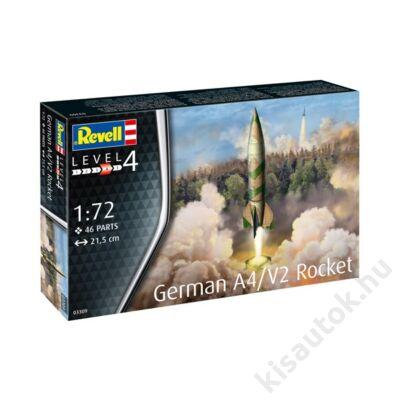 Revell 1:72 German A4/V2 Rocket