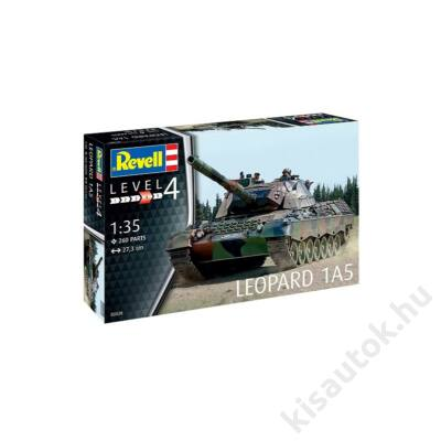 Revell 1:35 Leopard 1A5