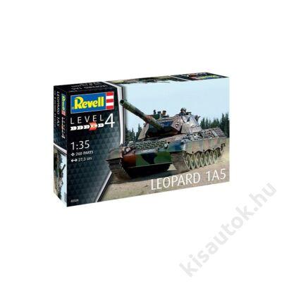 Revell 1:35 Leopard 1A5 tank makett