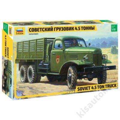 Zvezda 1:35 Soviet 4.5 ton Truck ZIS-151