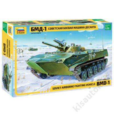 Zvezda 1:35 Soviet Airborne Fighting Vehicle BMD-1