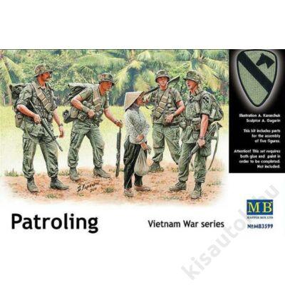 MasterBox 1:35 Patroling