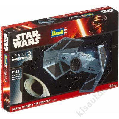 Revell 1:121 Star Wars Darth Vader's Tie Fighter