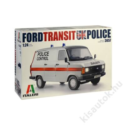 Italeri 1:24 Ford Transit UK Police