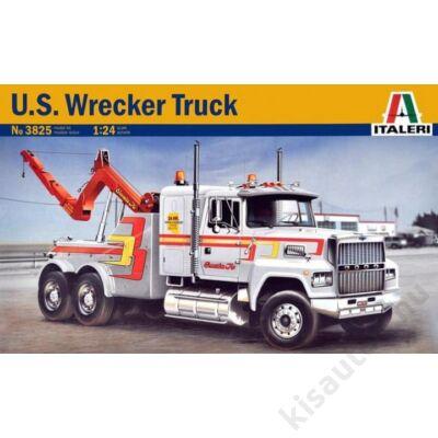 Italeri 1:24 U.S. Wrecker Truck